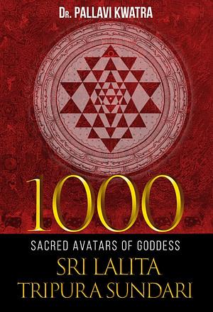 Sahasrambika Front Cover Book by Dr Pallavi Kwatra