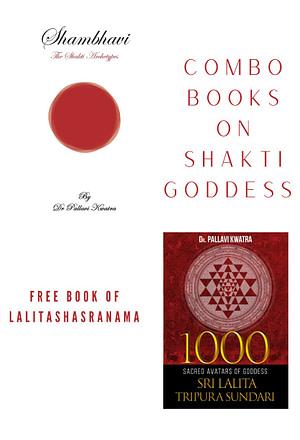 Shakti Combo Book by Dr Pallavi Kwatra