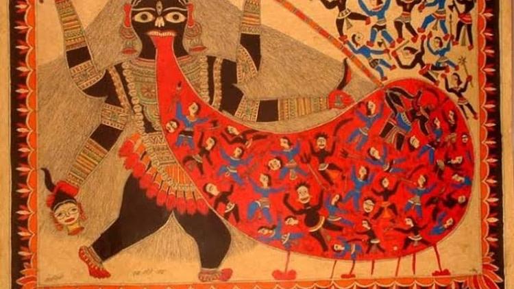 Kaali & The annihilation of Thought illusion