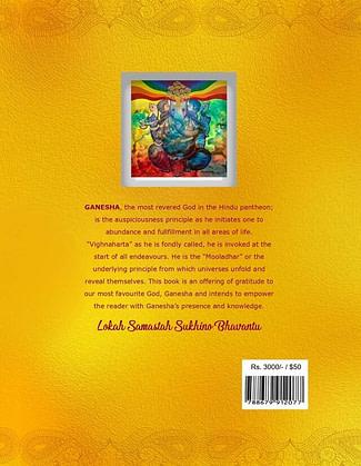 Back Cover Ganesha