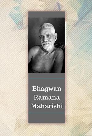 Bhagwan Ramana Maharishi Bookmark by Dr Pallavi Kwatra
