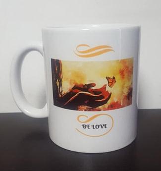 Mug - Be Love - by Dr Pallavi Kwatra