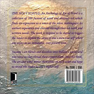 The Holy Hiatus - Back Cover